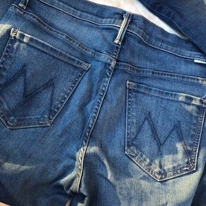Mother Jeans. Like new